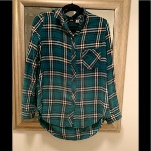 Urban Outfitters plaid shirt
